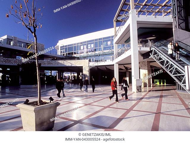 Veso Mare, Commercial & Entertainment Mall with a Eurocomplex 8 cinemas, restaurants and cafes , Greece, Peloponnese, Patras