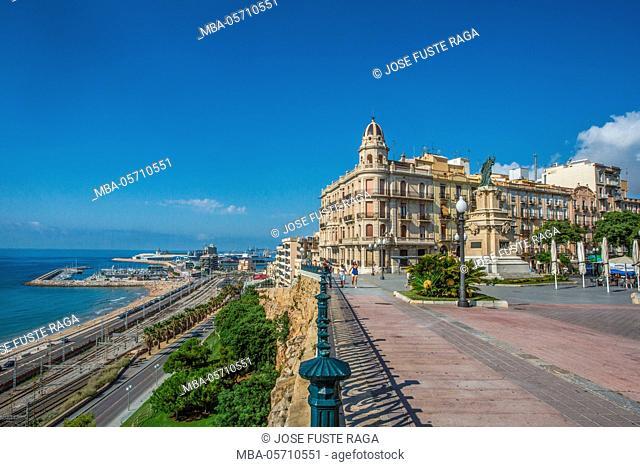 Spain, Catalonia, Tarragona City