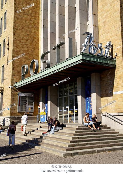 Helsinki, post, Finland, Helsinki