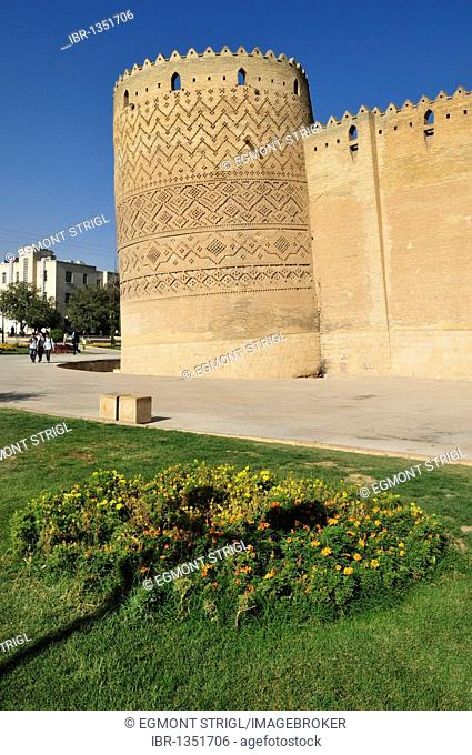 Citadel of Karim Khan, Shiraz, Fars, Persia, Iran, Asia