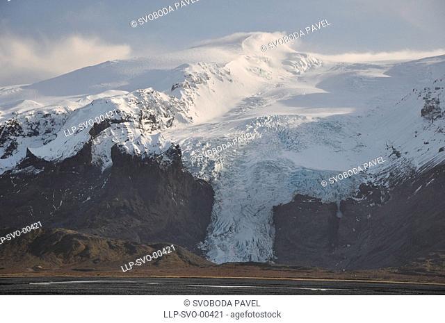 Eyjafjallajokull volcano eruption, Iceland
