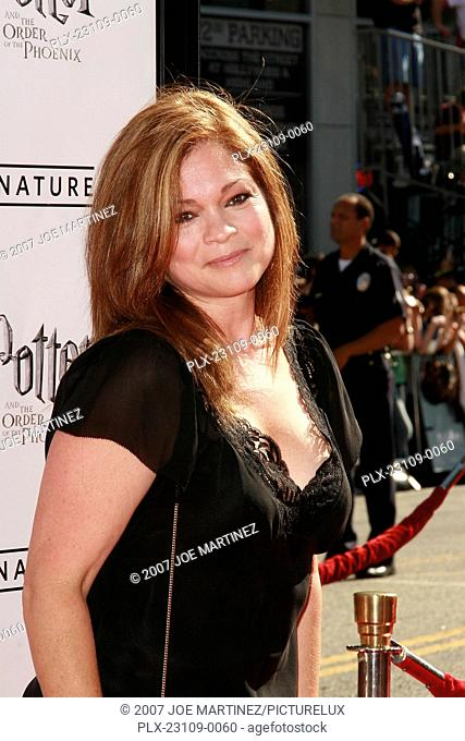 Harry Potter and the Order of the Phoenix (Premiere) Valerie Bertinelli 6-8-2007 / Grauman's Chinese Theater / Hollywood