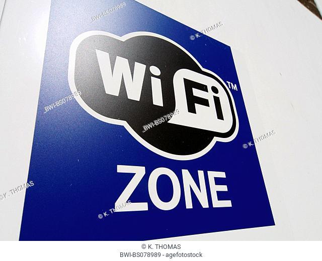 Wifi Zone, wireless LAN