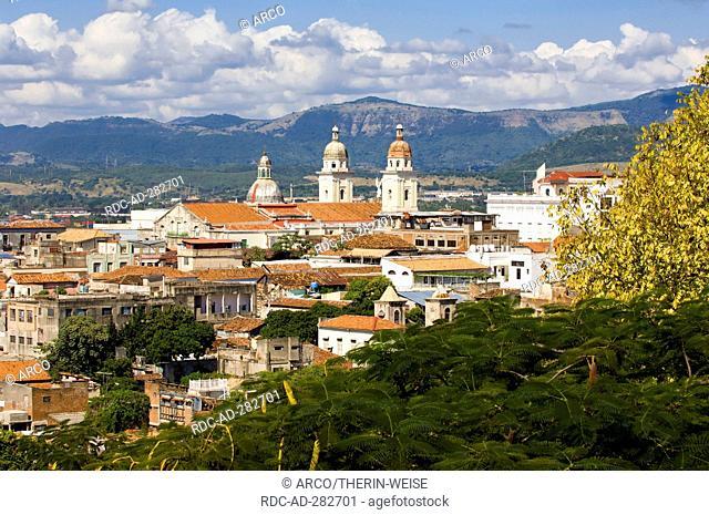 Cathedral Nuestra Senora de la Asuncion, Santiago de Cuba, Cuba