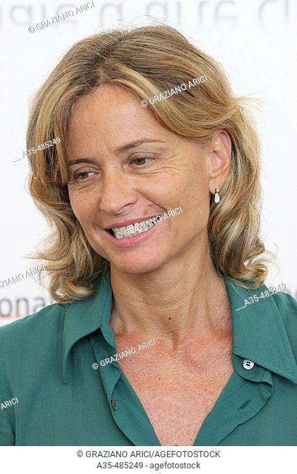 62nd Venice Film 'Festival (08/09/05): Film 'La Bestia nel Cuore' - director Cristina Comencini