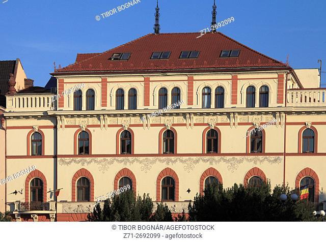 Romania, Crisana, Oradea, Piata Ferdinand, architecture,