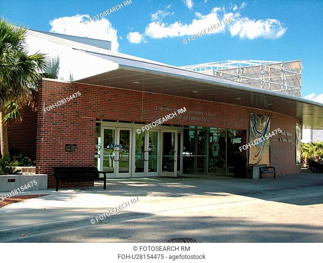 Gainesville, FL, Florida, UF, University of Florida, Florida Museum of Natural History in the University of Florida Cultural Plaza, J