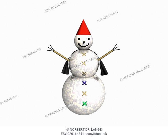 exempted snowman