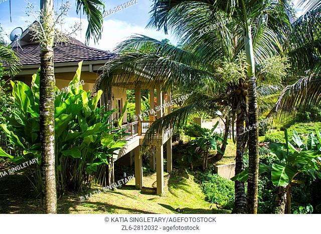 Resort, Isla Bastimentos, Bocas del toro, Panama