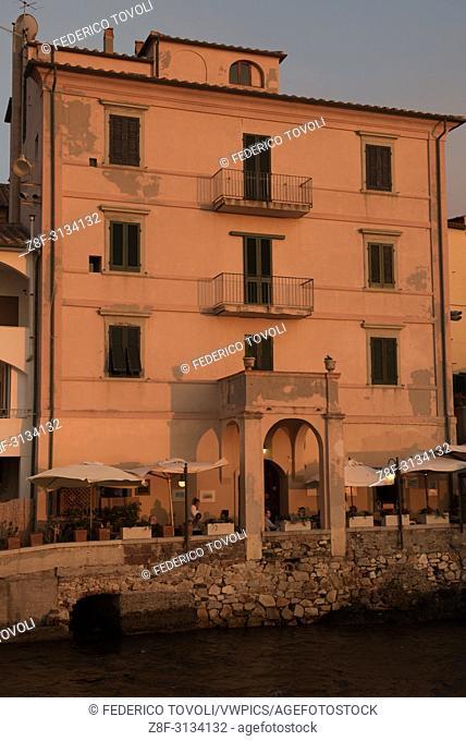 Marciana Marina, Cotone area