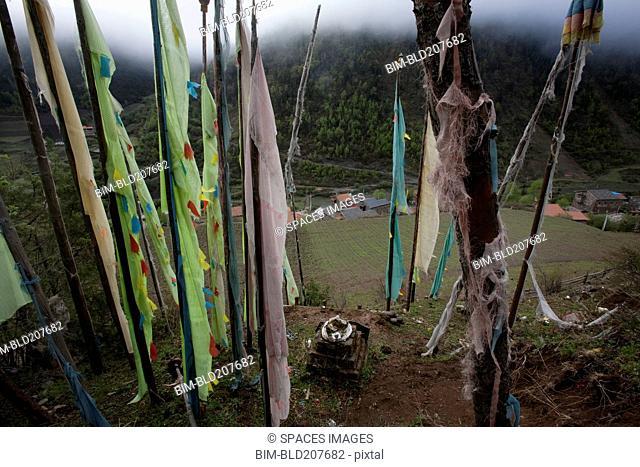 Kandru Village, Tibet