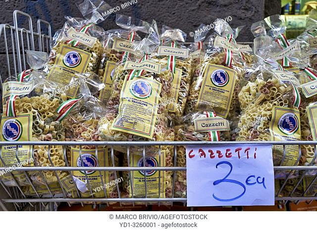 Naples Campania Italy. Traditional Pasta