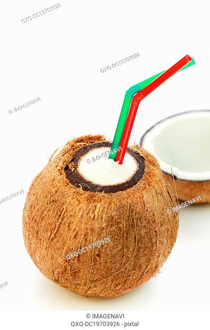 Coconut juice