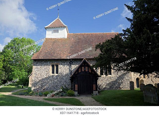 England Berkshire Sulhamstead Abbots St  Mary's Church