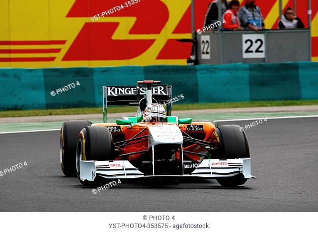 Nico hulkenberg GER, Force India F1 Team, VJM04