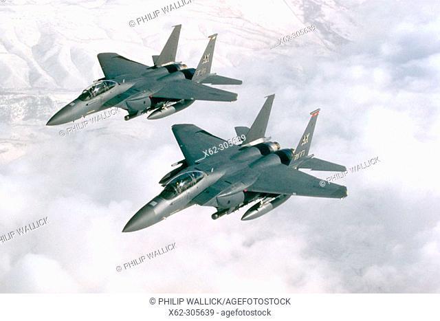 F-15E Eagle (USAF)