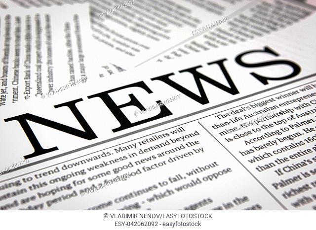 Latest News Background