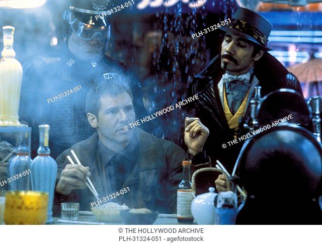 Harrison Ford, Edward James Olmos Blade Runner 1982