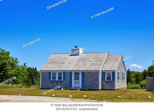 Cape Cod houses architecture in Massachusetts USA