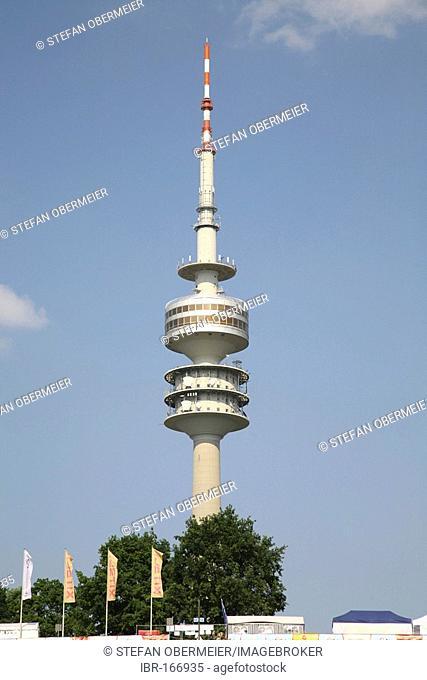 Olympic Tower, Munich, Bavaria, Germany