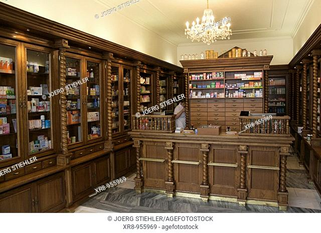 Pharmacy, Hranice, Czech Republic