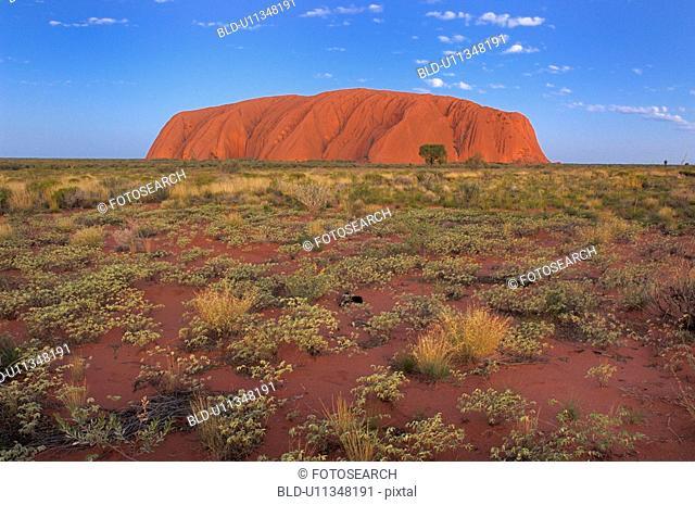heiligtum, atmosphere, blue, ayers, Australia, holiday, adventure