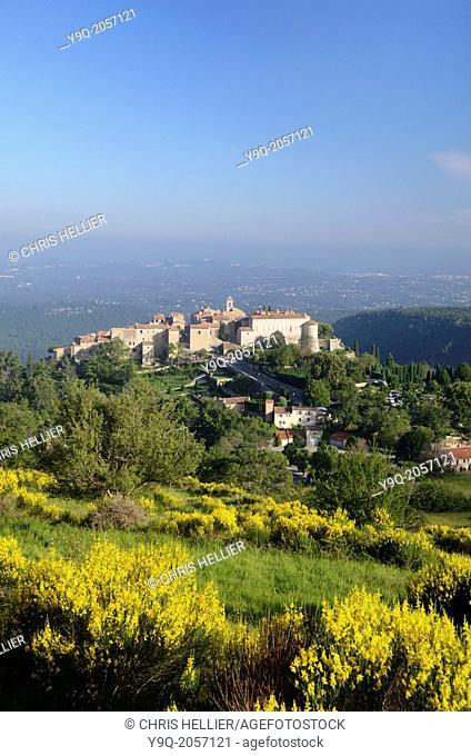 Perched Village of Gourdon Alpes-Maritimes France