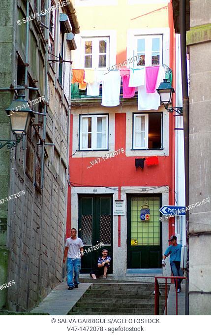 Old Porto, Portugal, Europe
