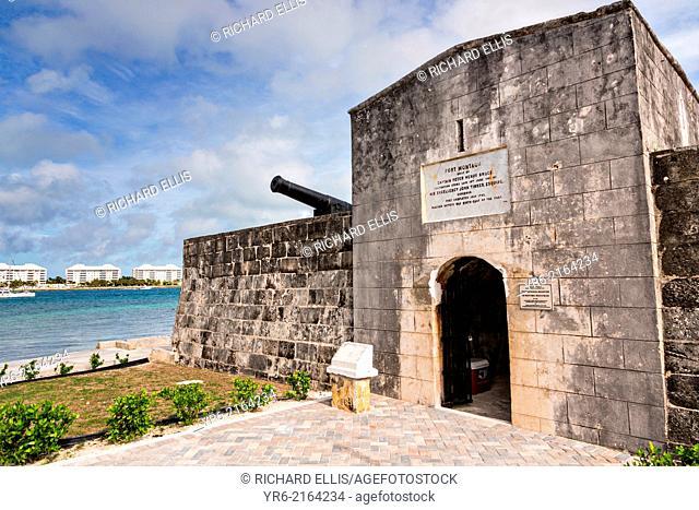 Fort Montagu Nassau, Bahamas