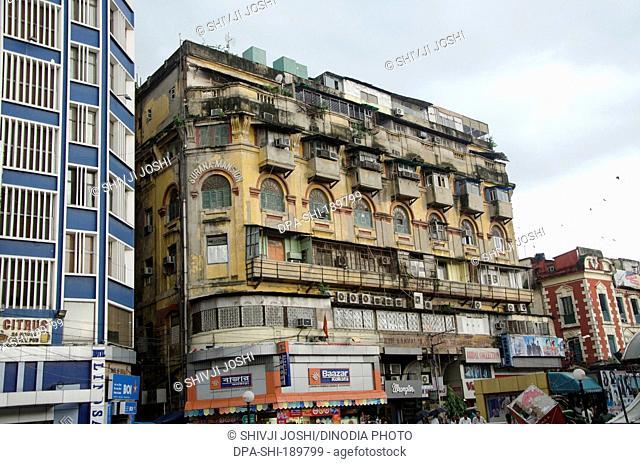 sir Stuart hogg market Kolkata West Bengal India Asia