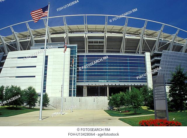 OH, Ohio, Cincinnati, Paul Brown Stadium, Bengals, football stadium