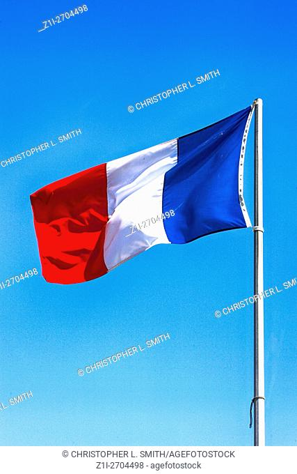 National Flag of the France