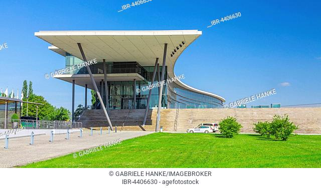 International Congress Center ICD, Dresden, Saxony, Germany