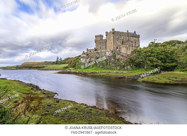Dunvegan, Isle of Skye, Scotland, United Kingdom