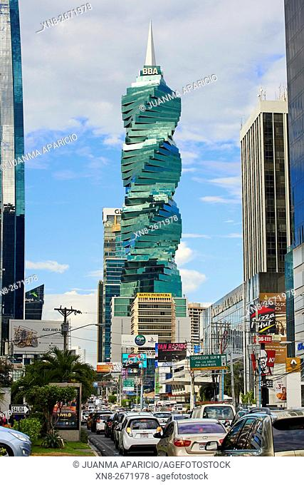 50th Street, Panama City, Panama, Republic of Panama, Central America