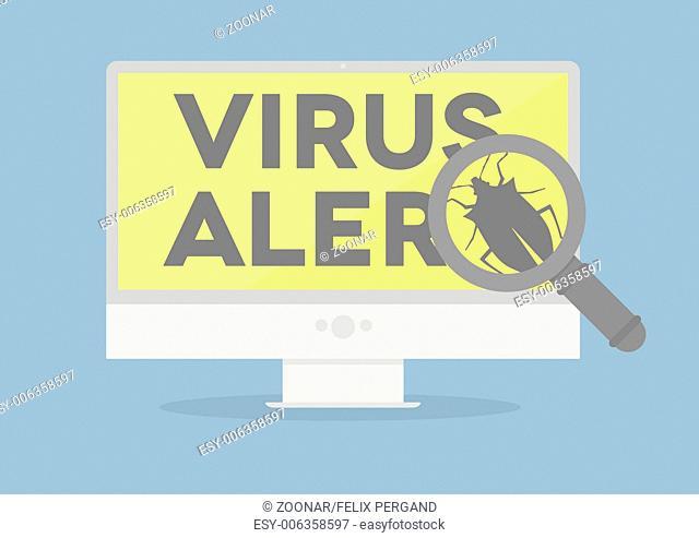Monitor Virus