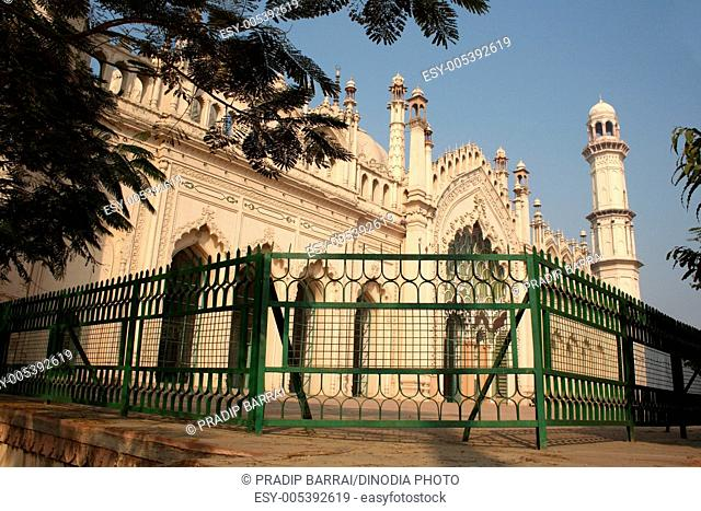 Jama mosque , Lucknow , Uttar Pradesh , India