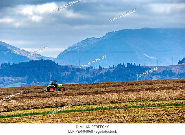Agriculture, Slovenska Lupca, Slovakia