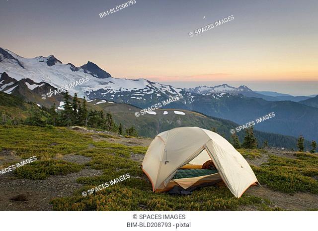 North Cascades in Washington state