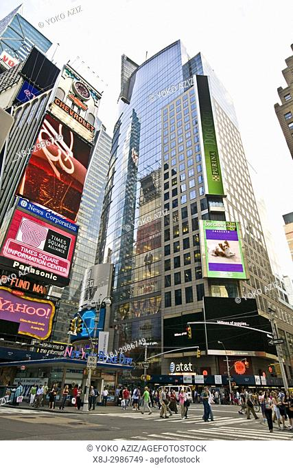 Times Square, Manhattan (New York, United States of America)