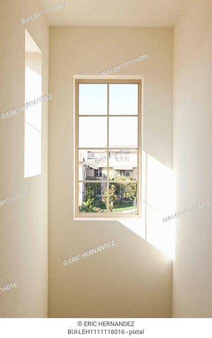 View of window and walls at home