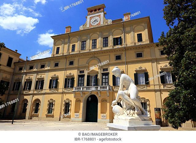 Palazzo Ducale in Parma, Emilia Romagna, Italy, Europe
