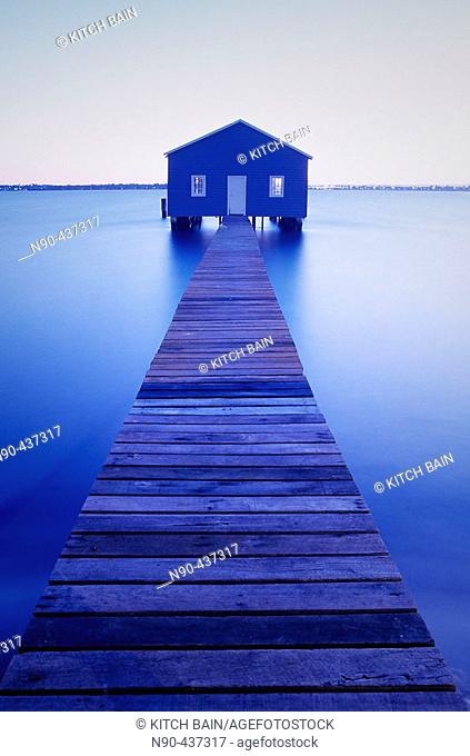 Matilda Bay Boat House Western Australia