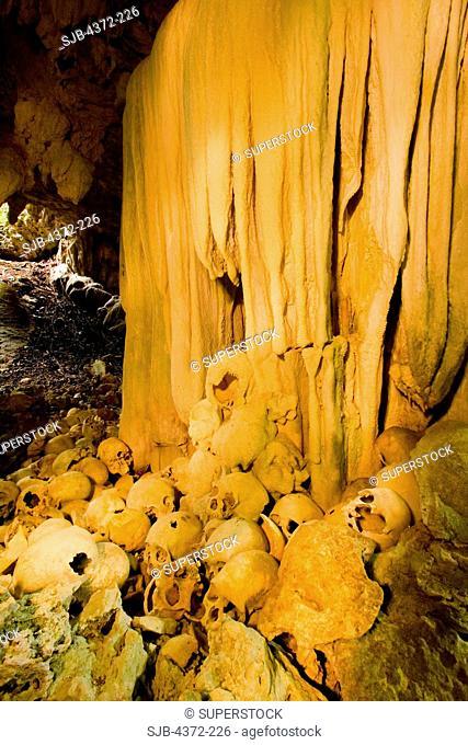 Tawali Skull Cave