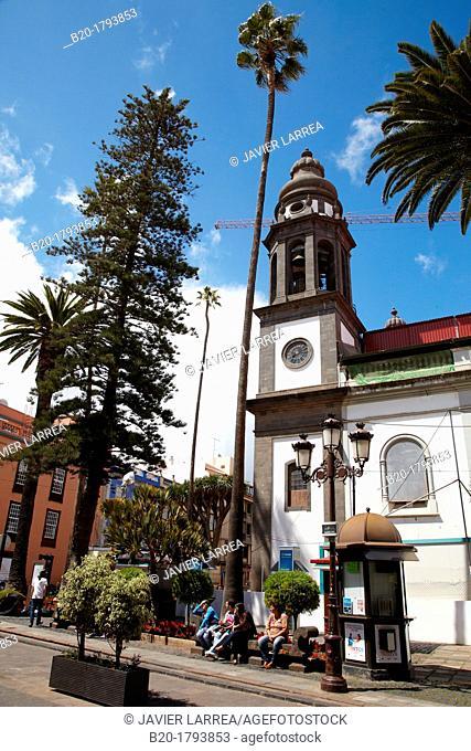 Catedral, San Cristobal de la Laguna, Tenerife, Canary Islands, Spain