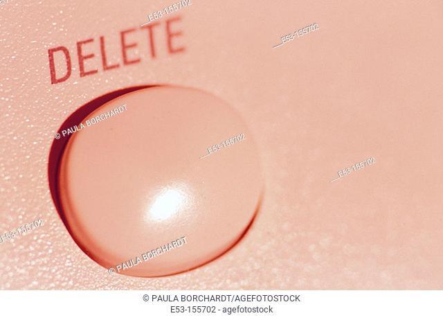 'Delete' button