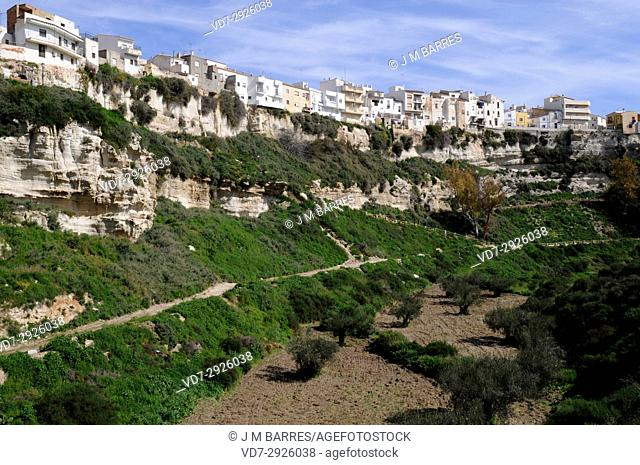 Sorbas, Almeria province, Andalucia, Spain