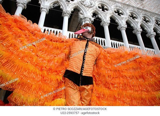 Italy, Venice, carnival, mask