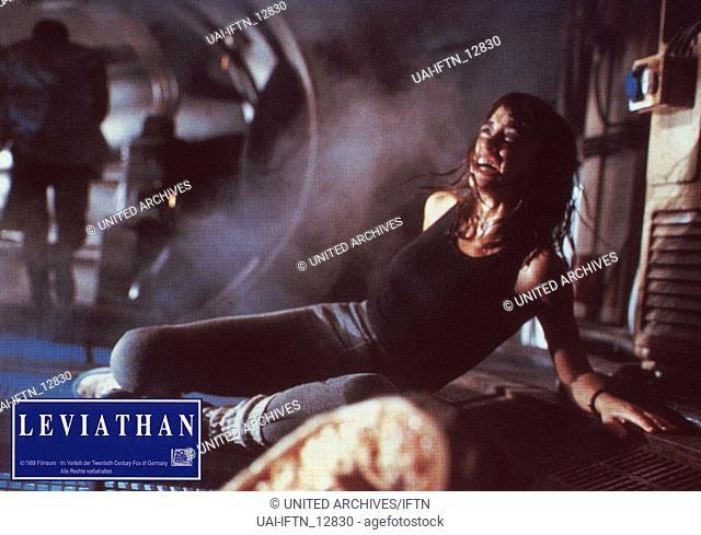 Leviathan, USA/Italien 1989, Regie: George P. Cosmatos, Darsteller: Lisa Eilbacher