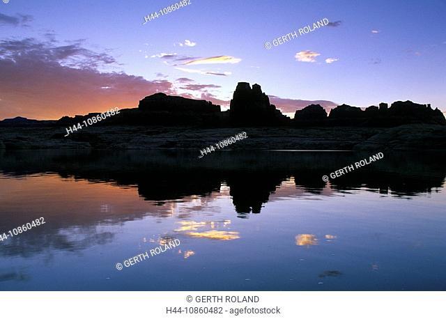 USA, Utah, Lake Powell, recreation area, reservoir
